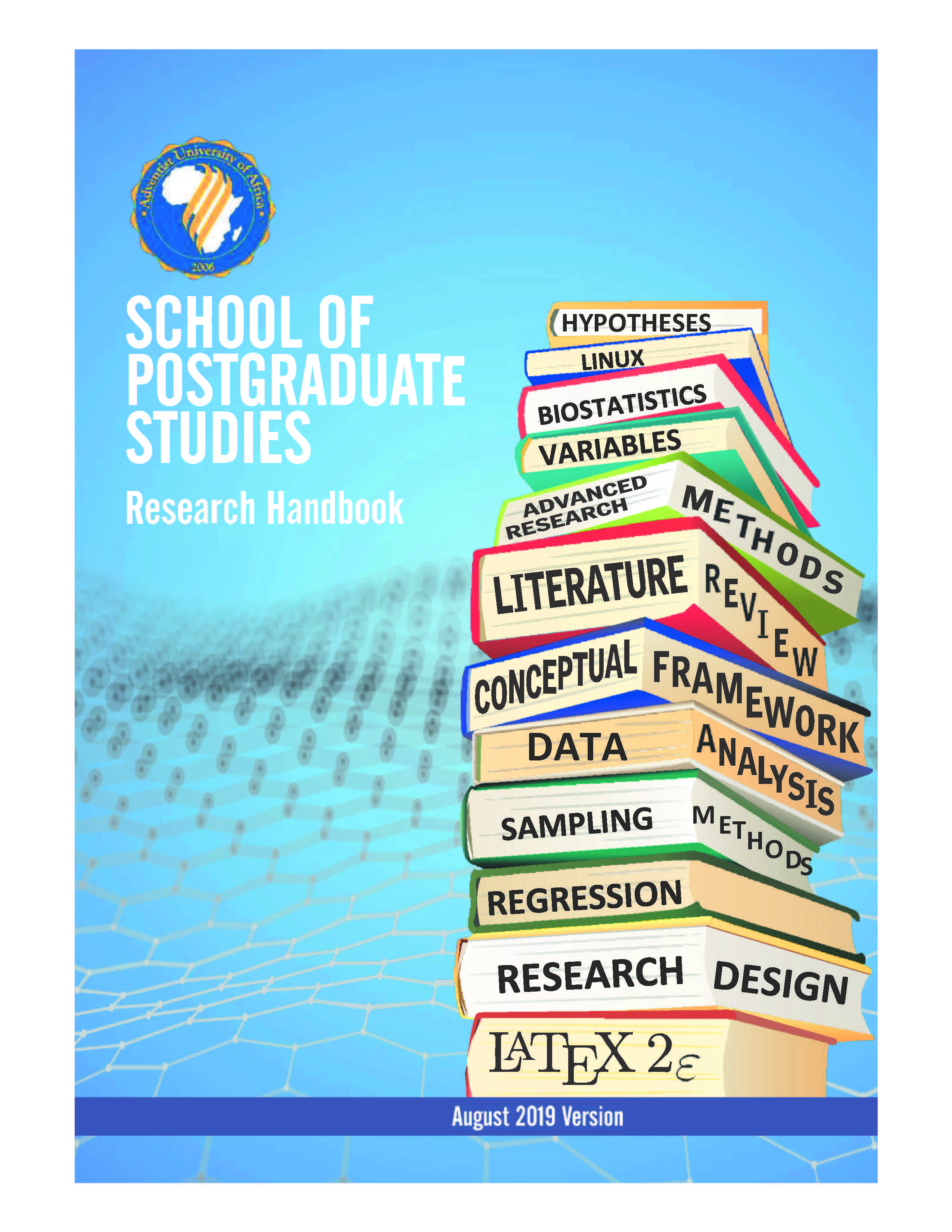 SPS Research Handbook Coverpage