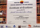 Best Academic Library in Kenya