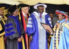 Hon. David Maraga Awarded an Honorary Degree