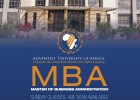 MBA Sunday Classes